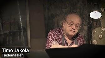 Taidemaalari Timo Jakola - Taiko