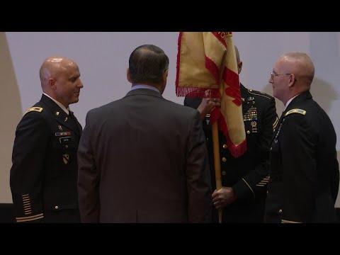 U.S. Army Garrison- Redstone Arsenal Change Of Command Ceremony