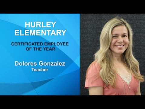 2019 RUSD District Teacher of the Year - Dolores Gonzalez