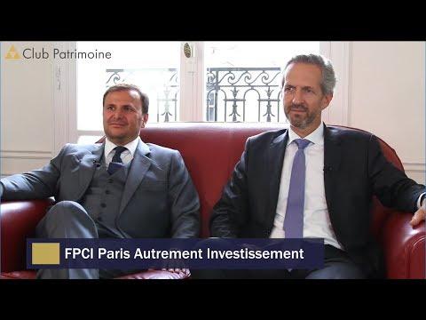 Club Patrimoine - 5 questions sur le FPCI Paris Autrement Investissement