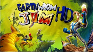 Earthworm Jim HD - Xbox 360 Gameplay - 2010