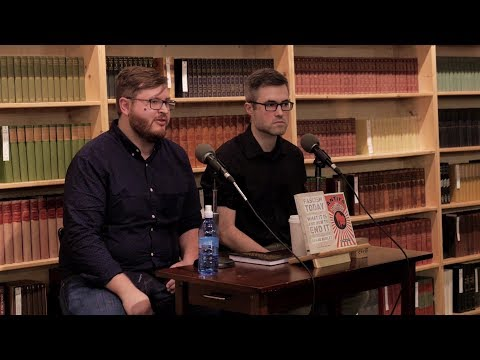 Shane Burley & Mark Bray on Fascism Today and Antifa @ Portland's Powell's Books