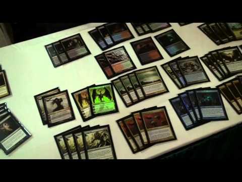 SCG Denver Open - Chris Higashi 4-Color Control De...
