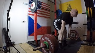 Big Exercises Allow For High Volume Training Per Body Part With Minimal Gym Time