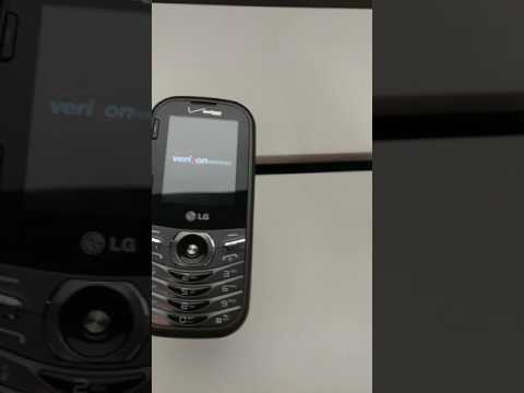 LG Cosmos 3 Video clips