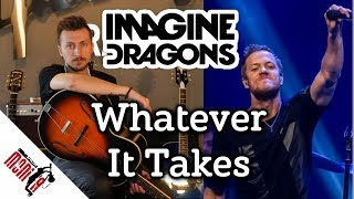 show MONICA разбор 85 - Imagine Dragons - Whatever It Takes [Как играть]