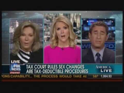 Bernard Whitman on Fox News defending transgender equality, 2.8.10