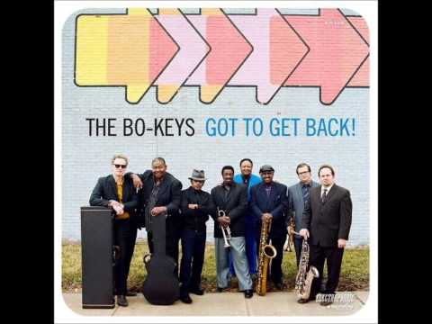THE BO-KEYS (Memphis , Tennessee , U.S.A) - Got To Get Back (To My Baby)