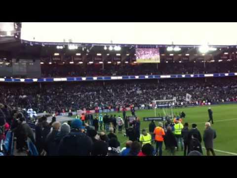 Rosenborg hylles etter cupfinalen