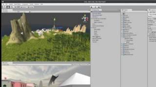 Видеоурок по созданию игр на Unity.Часть 2.
