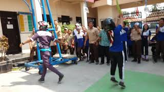 Video Lomba pukul air Smk Tunas Karya comal download MP3, 3GP, MP4, WEBM, AVI, FLV Agustus 2018