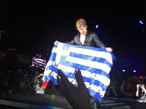 Bon Jovi - Live in Athens, Greece 2011 [FULL]