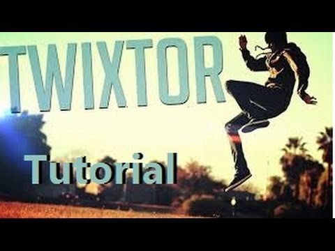 Twixtor basics in sony vegas: re:vision effects tutorial.