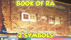 Book of Ra 2 Symbols FREISPIELE TR5 - Novoline, Merkur Magie Spielothek HD