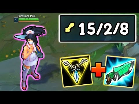 JUNGLE AKALI REWORK IS AWESOME BUT ONLY IF YOU PLAY IT THIS WAY | League of Legends