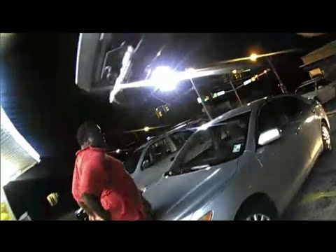 Baton Rouge police officer is fired after bodycam footage from Alton Sterling's death is released