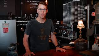 Steampunk Coffee - Chase The Grind 1 Barista