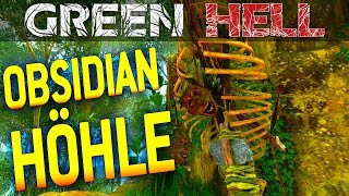 Green Hell #015 | Die Obsidian Höhle | Gameplay German Deutsch thumbnail