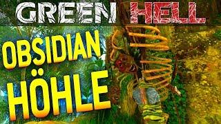 Green Hell #015 | Die Obsidian Höhle | Gameplay German Deutsch thumbnail