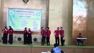 Vokal Group UIN SUSKA Burung camar.MP4
