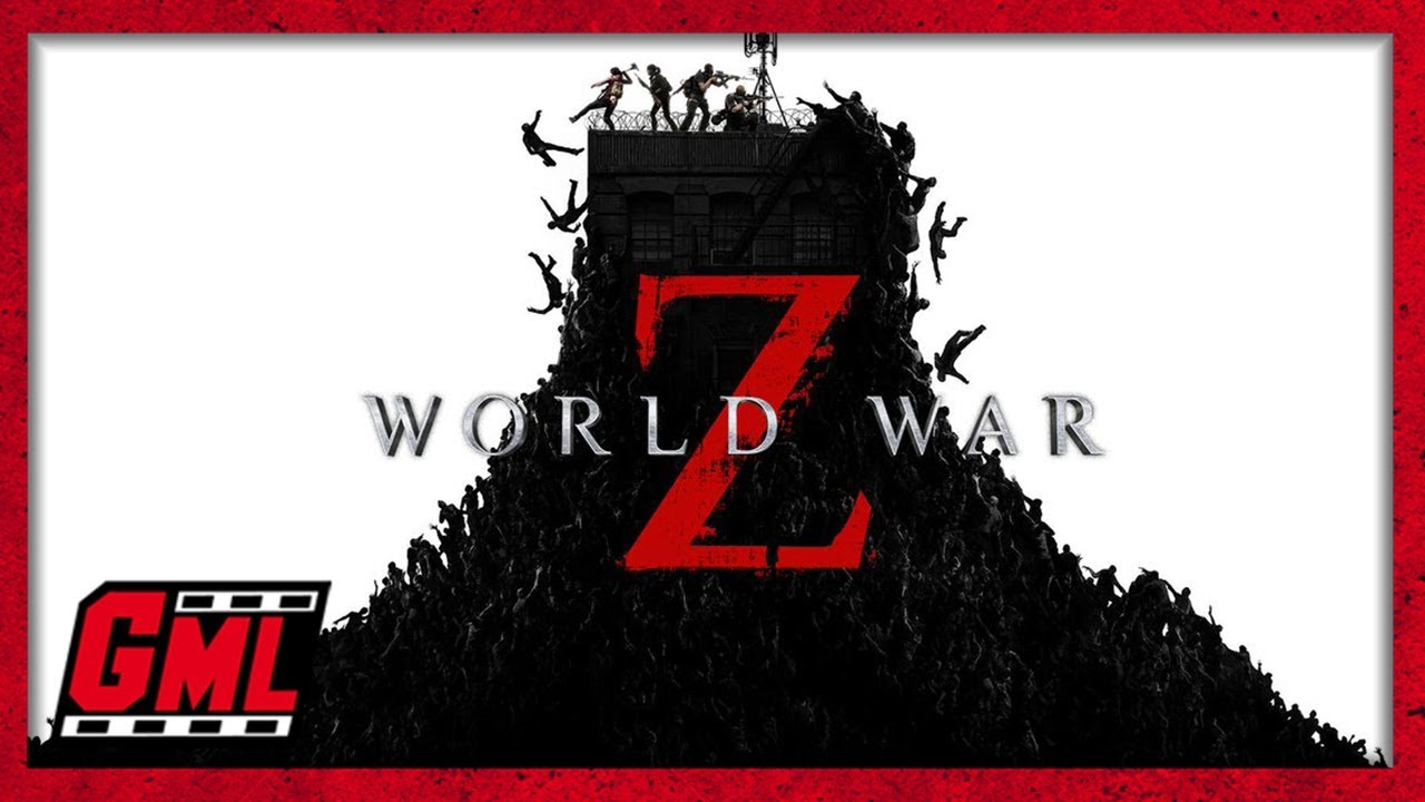 WORLD WAR Z fr - FILM JEU COMPLET