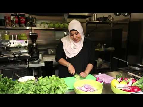 Cooking with Samira Elkhafir ARABIC.           سمكه السلمون
