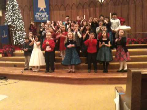 These Things Are Written - Glendale Lutheran School Children's Chior