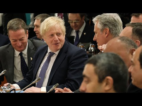 video: Britain could help police a ceasefire in Libya conflict, says Boris Johnson
