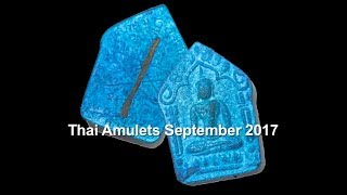 Thai Amulets September 2017 HD Slideshow