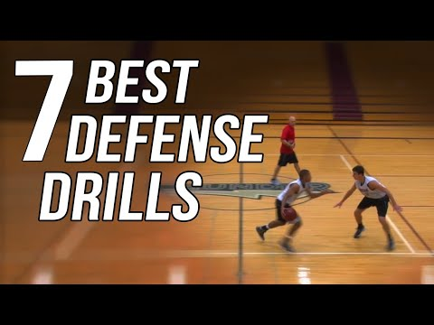The 7 Best Defense Drills For Basketball - From Top Defensiv