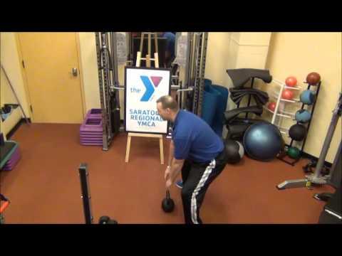 Saratoga Regional YMCA Fitness Fact - Week 15 with John