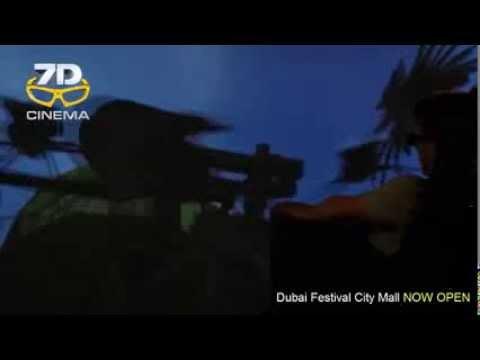 7d dubai festival city mall