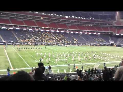 Reliant Stadium Tour part 3