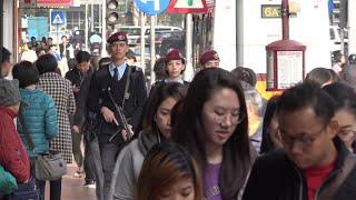 【新聞局】維護社會治安穩定是首要工作