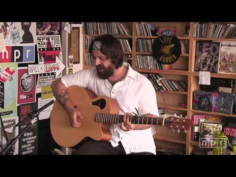 Sean Rowe: NPR Music Tiny Desk Concert