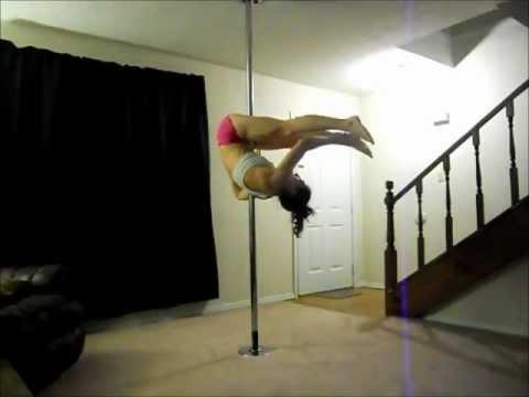 Pole dance to