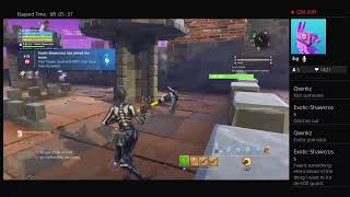 🔴FORTNITE SAVE THE WORLD 121 GIVEAWAY (MODDED ARGON)