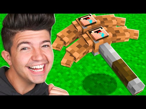 How to Craft Noob1234's $1,000,000 Pickaxe! *OP*