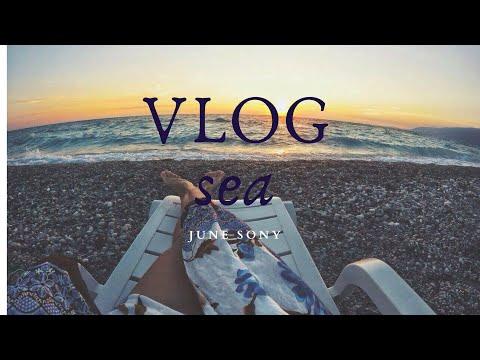VLOG~Абхазия~Путешествие~Море