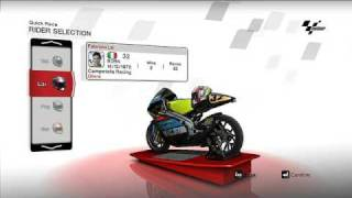 MotoGP 08 : 250cc Class - All Riders