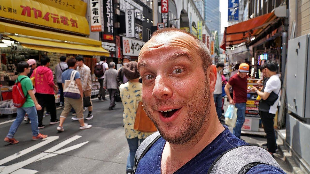 Akihabara: Der wohl geilste Ort für Anime! | Japan Reise VLOG 2019