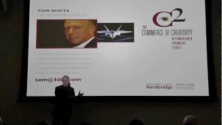 "Tom White ""Decision Influencer"" Lecture 2012"