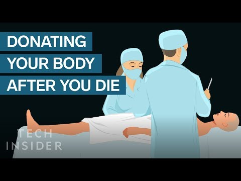 Why I'm Donating My Body To Science