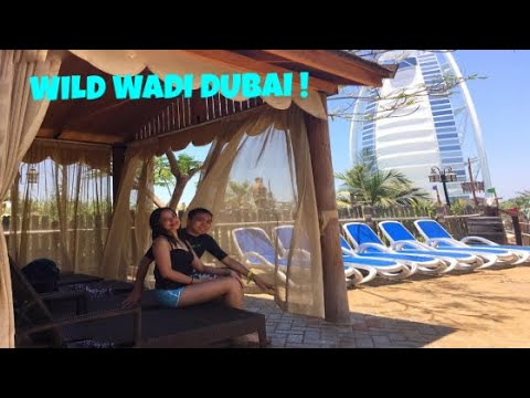 WILD WADI WATER PARK DUBAI 2017 💦