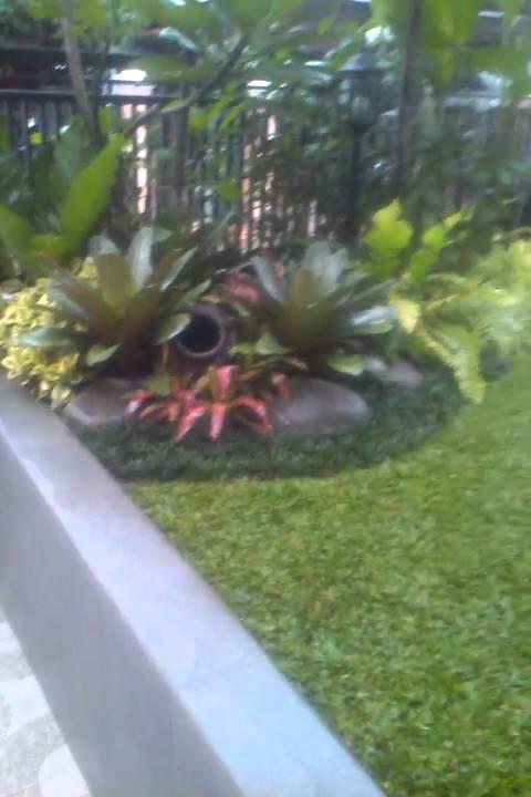 Taman Type Gaya Bali Tropis Ekslusif