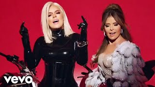Gloria Trevi, KAROL G - Hijoepu*# (Official Video)