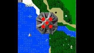 PC Engine Longplay [202] Xevious: Fardraut Densetsu