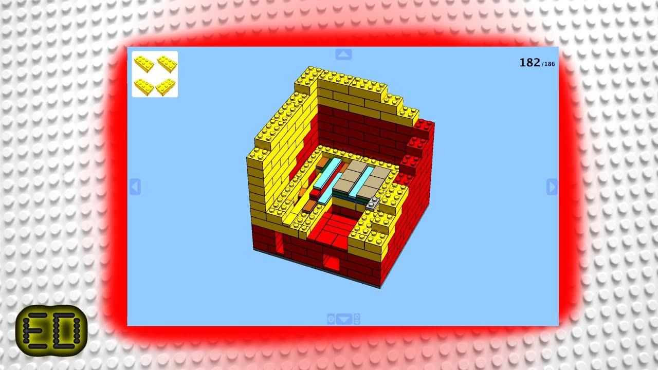 Instructions Lego Candy Machine V40 Youtube