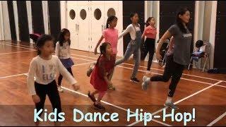 """Kids Learn HIP-HOP DANCE to """"Swish Swish"""" (Katy Perry)"""