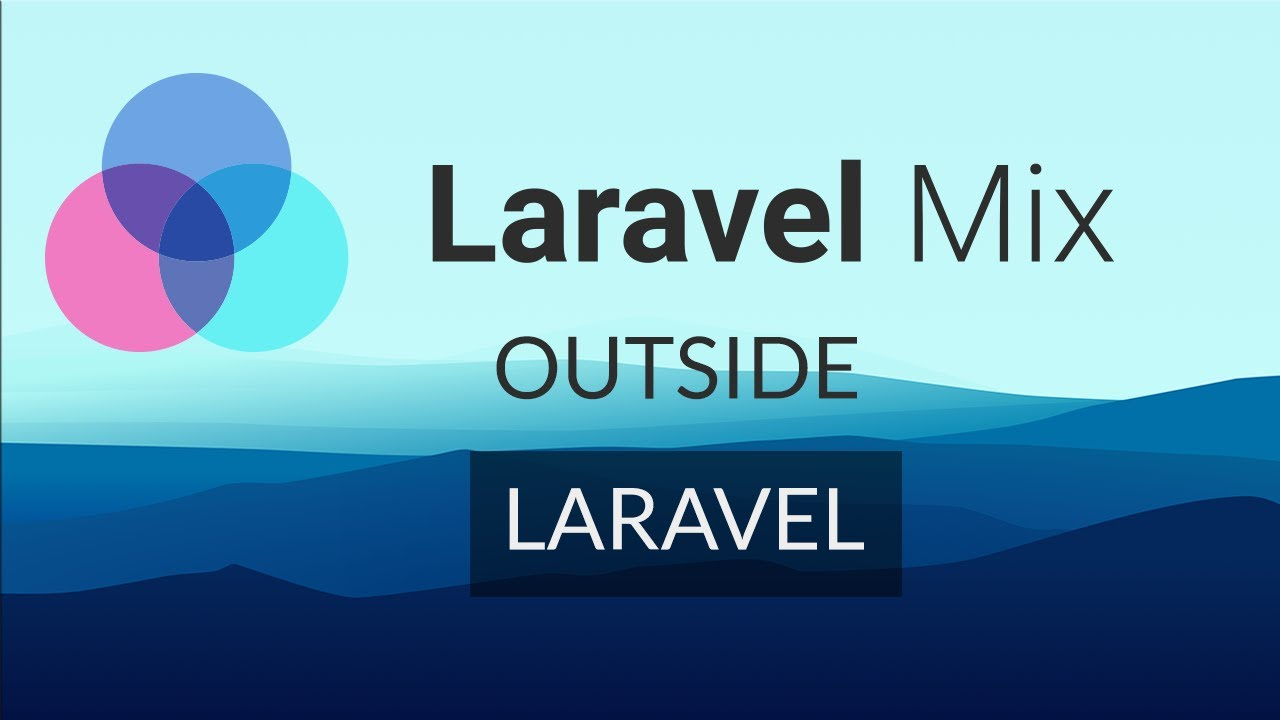 Laravel Mix Outside Laravel